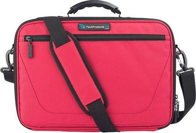 TechProducts 360 Work in Vault 11 inch Case Red - TechProducts 360 Messenger Bags