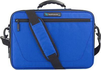 TechProducts 360 Work in Vault 11 inch Case Blue - TechProducts 360 Messenger Bags