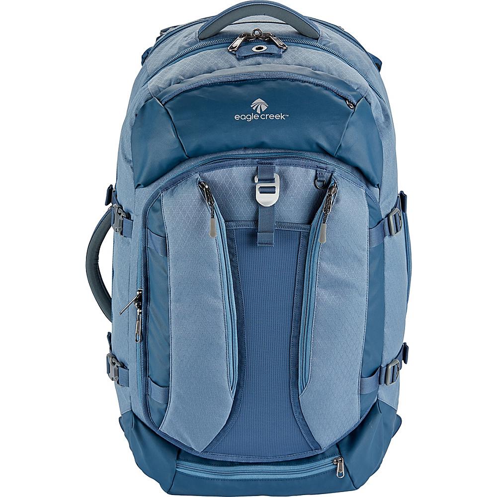 Eagle Creek Womens Global Companion 65L Backpack Smoky Blue - Eagle Creek Travel Backpacks - Backpacks, Travel Backpacks