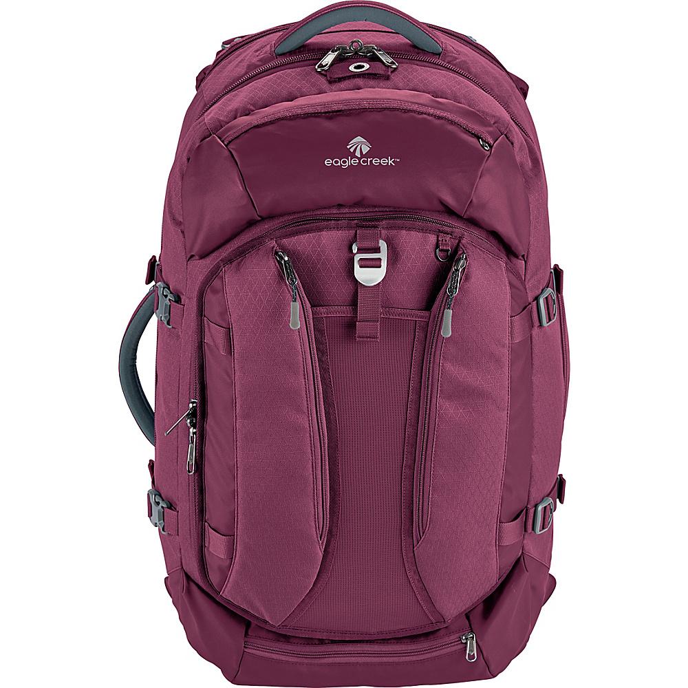 Eagle Creek Womens Global Companion 65L Backpack Concord - Eagle Creek Travel Backpacks - Backpacks, Travel Backpacks