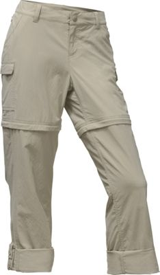 The North Face Womens Paramount 2.0 Convertible Pant 2 - Long - Granite Bluff Tan - The North Face Women's Apparel