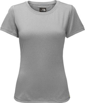 North Face Womens Short Sleeve Shade Me Shirt L - TNF Med...