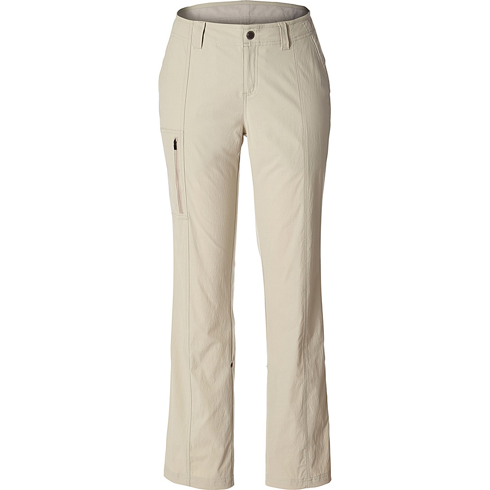 Royal Robbins Womens Bug Barrier Discovery III Pant 16 - 32in - Sandstone - Royal Robbins Womens Apparel - Apparel & Footwear, Women's Apparel