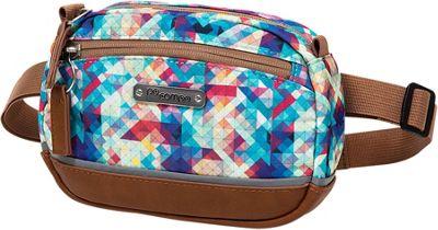 Po Campo Market Belt Bag Mosaic - Po Campo Waist Packs