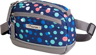 Po Campo Market Belt Bag Bubbles - Po Campo Waist Packs
