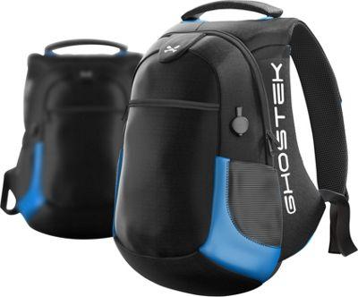 Ghostek NRGbag 2 Charging Laptop Tech Backpack Blue - Ghostek Business & Laptop Backpacks