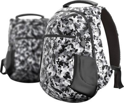 Ghostek NRGbag 2 Charging Laptop Tech Backpack Camo - Ghostek Business & Laptop Backpacks