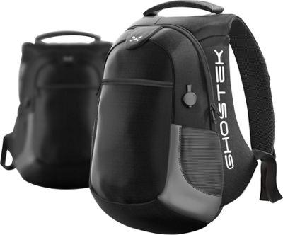 Ghostek NRGbag 2 Charging Laptop Tech Backpack Grey - Ghostek Business & Laptop Backpacks