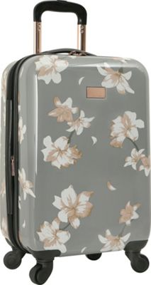 Vince Camuto Luggage Corinn 20 inch Expandable Hardside Spinner Carry-On Luggage Grey - Vince Camuto Luggage Hardside Carry-On