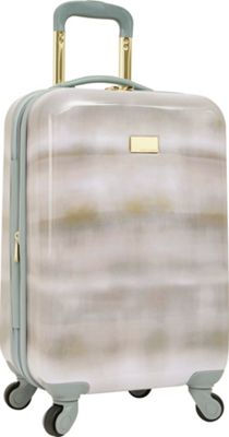 Vince Camuto Luggage Perii 20 inch Expandable Hardside Spinner Carry-On Luggage Chambray - Vince Camuto Luggage Hardside Carry-On