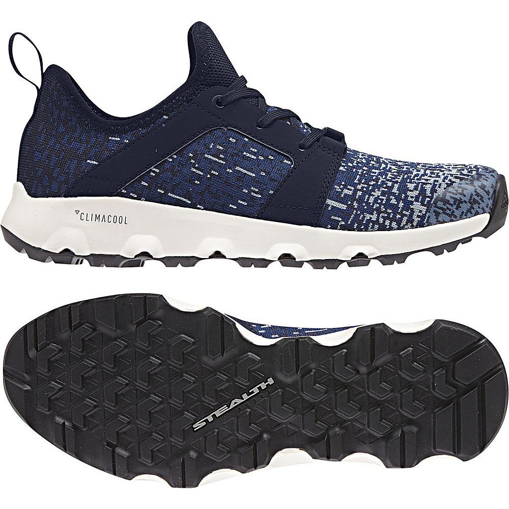 adidas outdoor Womens Terrex CC Voyager Sleek Parley Shoe 5 - Tactile Blue/Raw Grey/Chalk White - adidas outdoor Womens Footwear - Apparel & Footwear, Women's Footwear