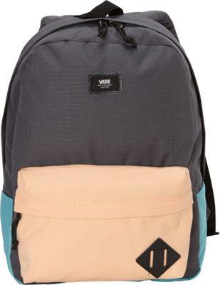 Vans Old Skool II Backpack Asphalt Colorblock - Vans Everyday Backpacks