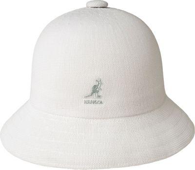 Kangol Tropic Casual Hat L - White - Kangol Hats/Gloves/Scarves
