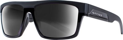 Native Eyewear El Jefe Sunglasses Matte Black/Gloss Black...
