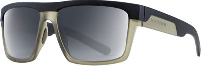 Native Eyewear El Jefe Sunglasses Matte Black/Olive with ...