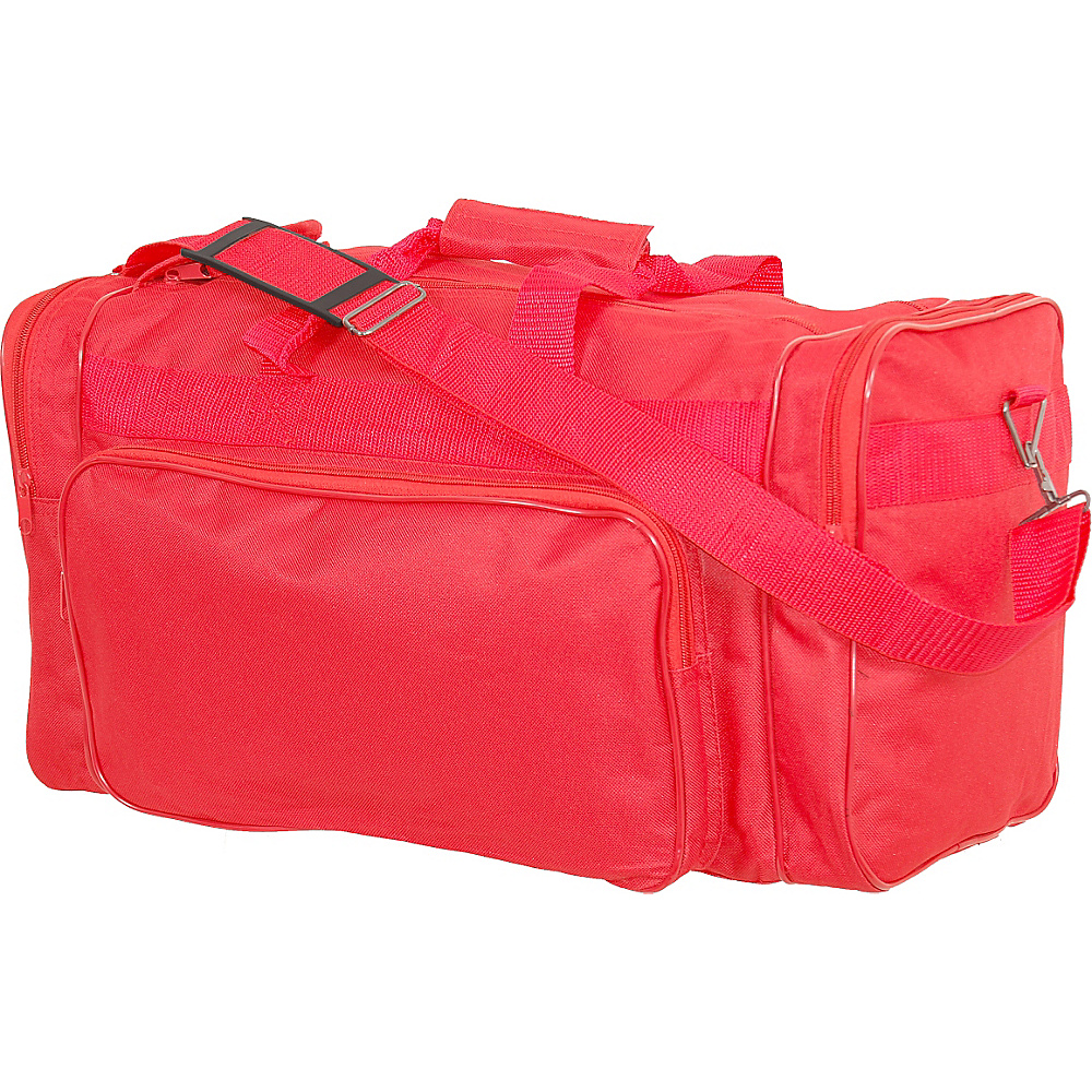 Netpack 21 Duffel - Red - Duffels, Travel Duffels