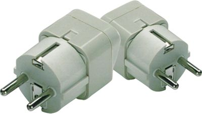 Lewis N. Clark Grounded Europe Adapter Plug