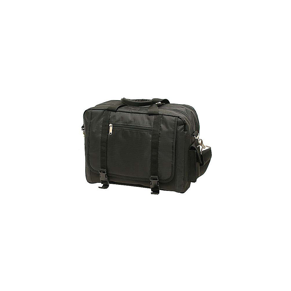 Netpack Rip-Stop Comp Brief - Black - Work Bags & Briefcases, Non-Wheeled Business Cases