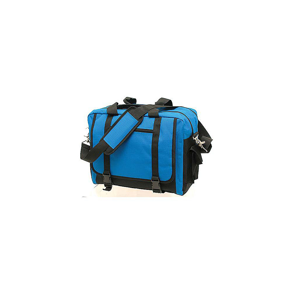 Netpack Rip-Stop Comp Brief - Royal Blue - Work Bags & Briefcases, Non-Wheeled Business Cases
