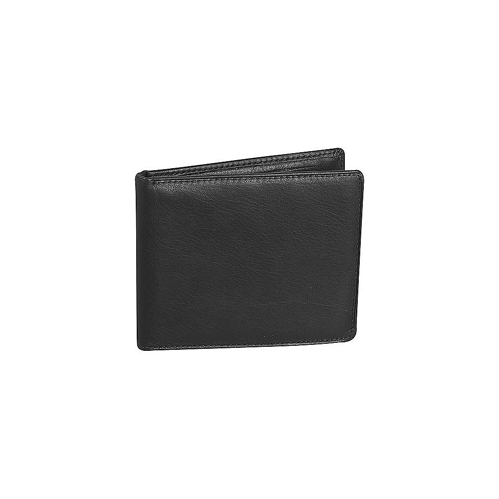 Osgoode Marley Cashmere Hidden Billfold - Black - Work Bags & Briefcases, Men's Wallets
