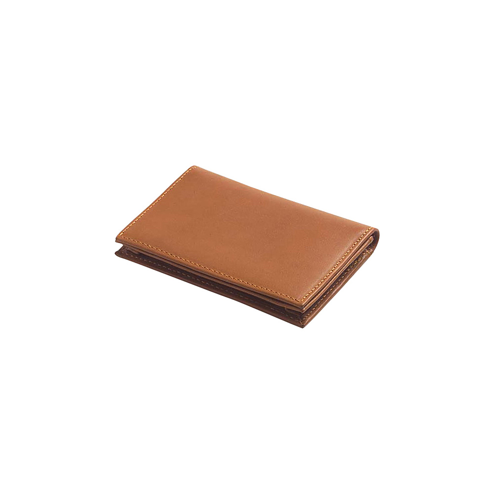Clava Color ID/Slim Wallet - Bridle Tan