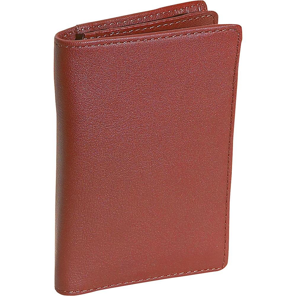 Royce Leather Deluxe Note Jotter Organizer Tan - Royce Leather Business Accessories - Work Bags & Briefcases, Business Accessories