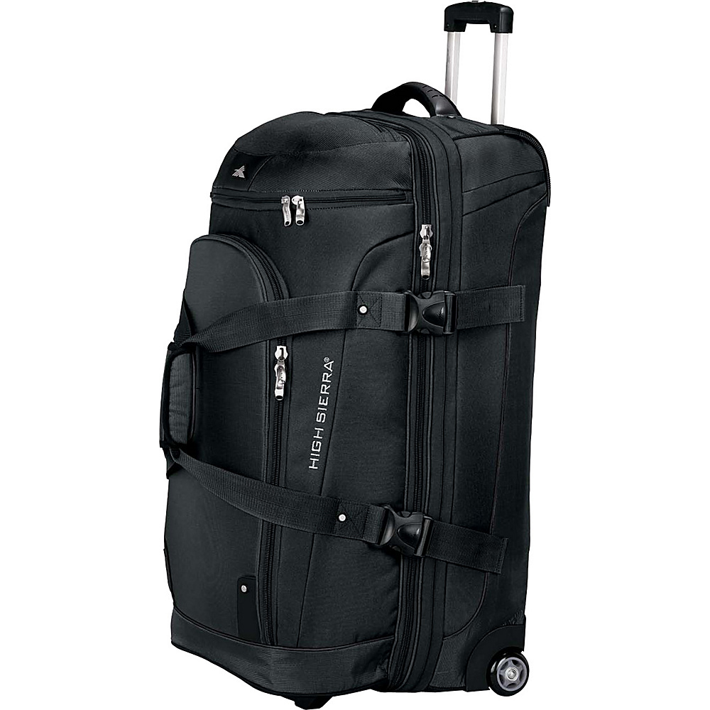 High Sierra AT3 Sierra-Lite 32 Drop-Bottom Wheeled - Luggage, Softside Checked