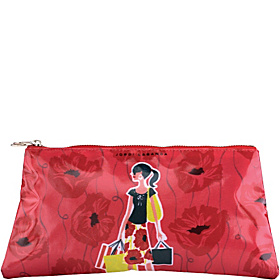 Jordi Labanda Cosmetic Bag Red