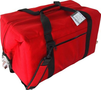 Polar Bear Coolers 48 Pack Soft Side Cooler - Red Red - Polar Bear Coolers Outdoor Coolers