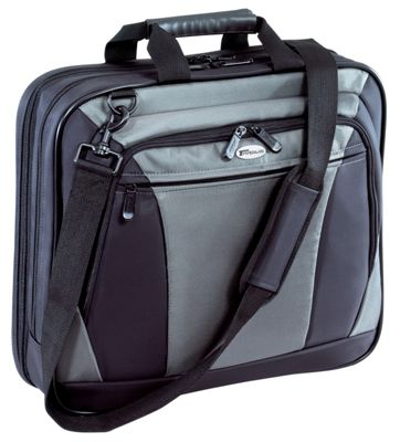 Targus 15 inch CityLite Notebook Case - Black/Grey
