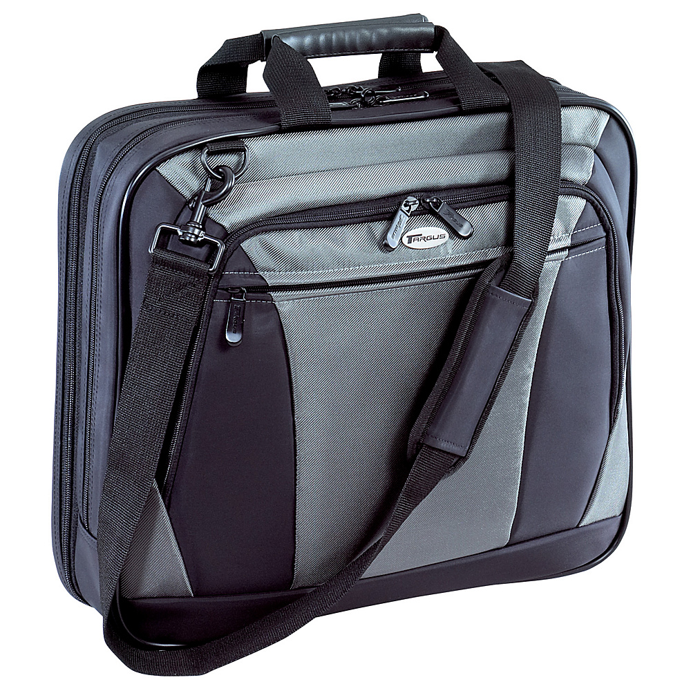 Targus 15 CityLite Notebook Case - Black/Grey - Work Bags & Briefcases, Non-Wheeled Business Cases