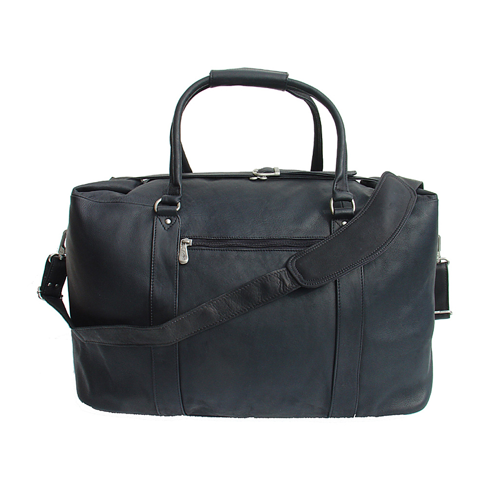 Piel European Carry-On - Black - Luggage, Luggage Totes and Satchels