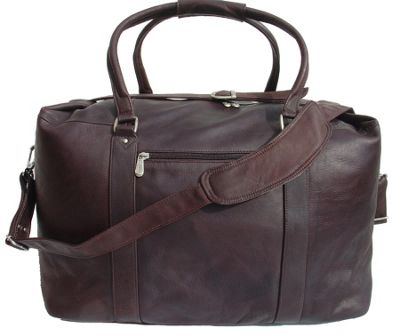 Piel European Carry-On - Chocolate