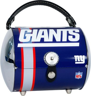 Littlearth NFL Super Cyclone Purse-Giants
