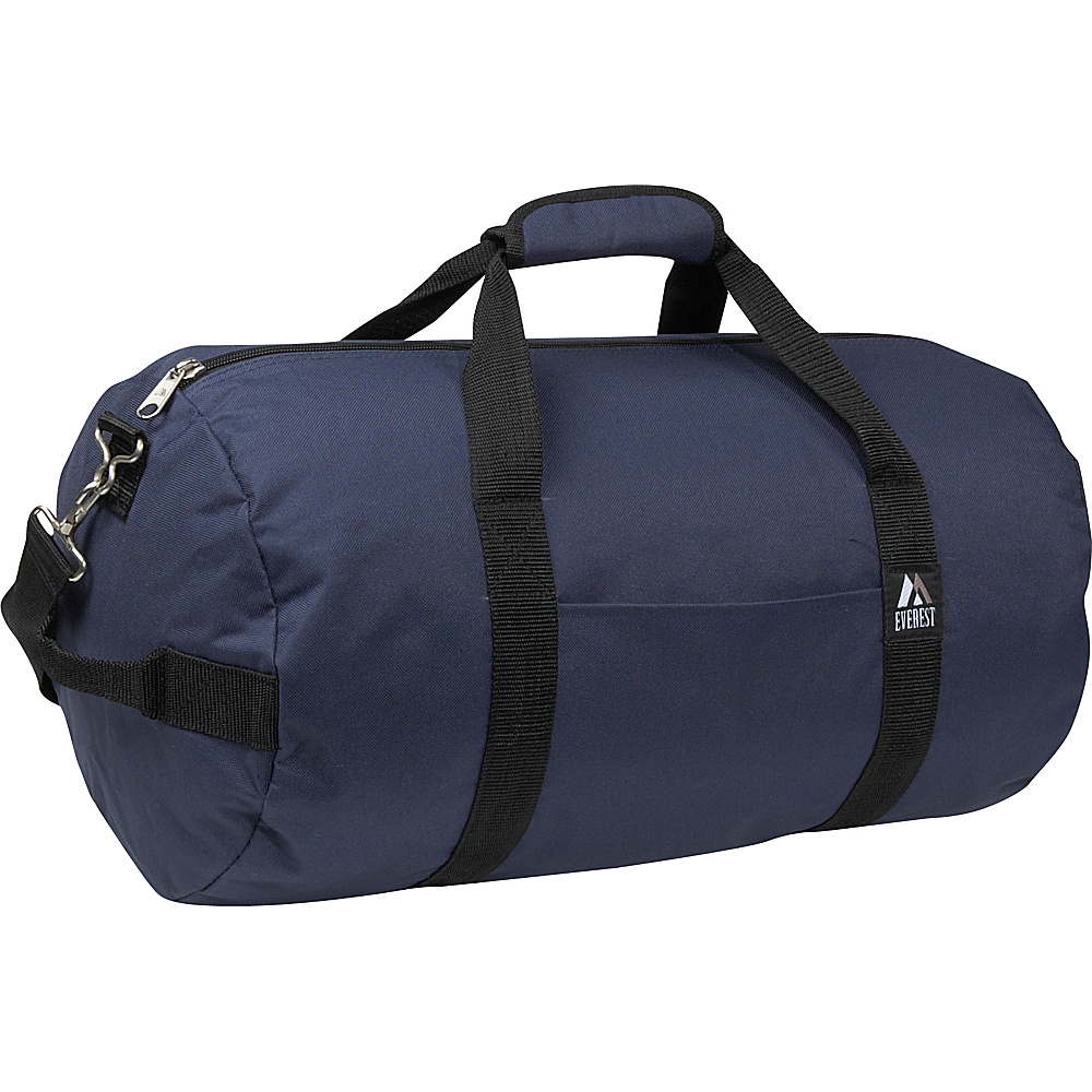 Everest 20 Round Duffel - Navy - Duffels, Travel Duffels