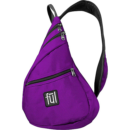 FUL Peabody Sling Pack in Purple