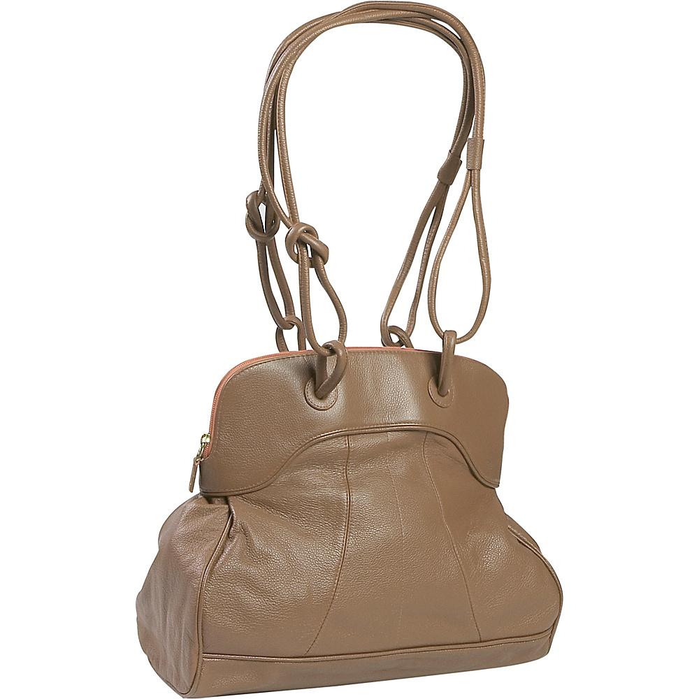 J. P. Ourse & Cie. Moorgate - Tan - Handbags, Leather Handbags