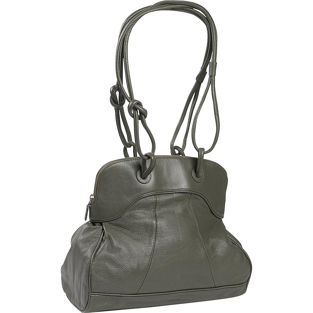 J. P. Ourse & Cie. Moorgate - Olive - Handbags, Leather Handbags