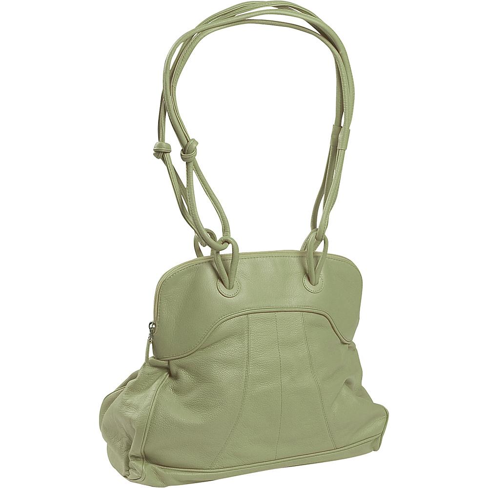 J. P. Ourse & Cie. Moorgate - Kiwi - Handbags, Leather Handbags