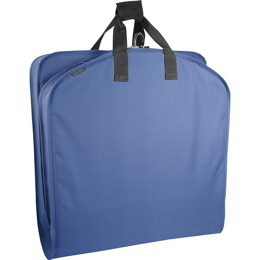 Wally Bags 40 Suit Bag - Navy - Luggage, Garment Bags
