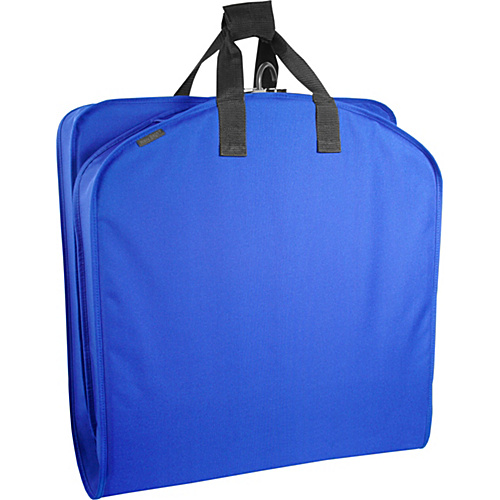 "Wally Bags 40"" Suit Bag Royal - Wally Bags Garment Bags"