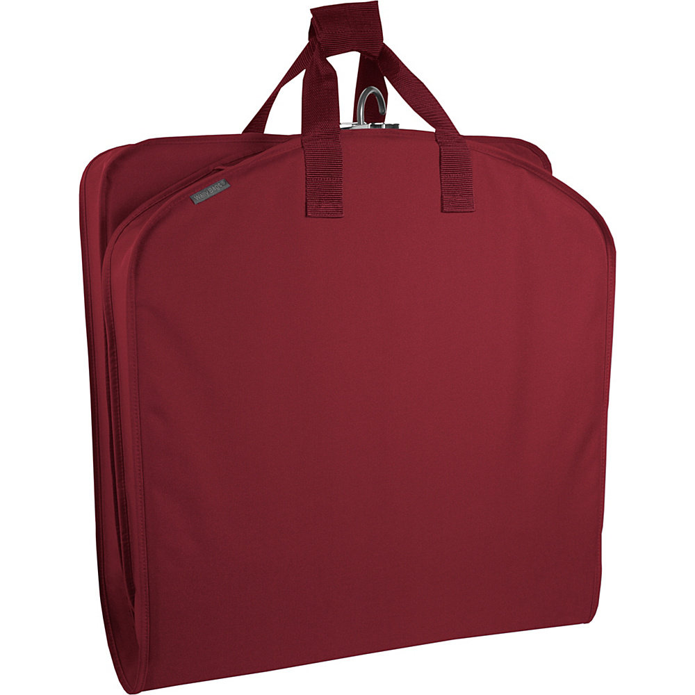 Wally Bags 40 Suit Bag Red Wally Bags Garment Bags