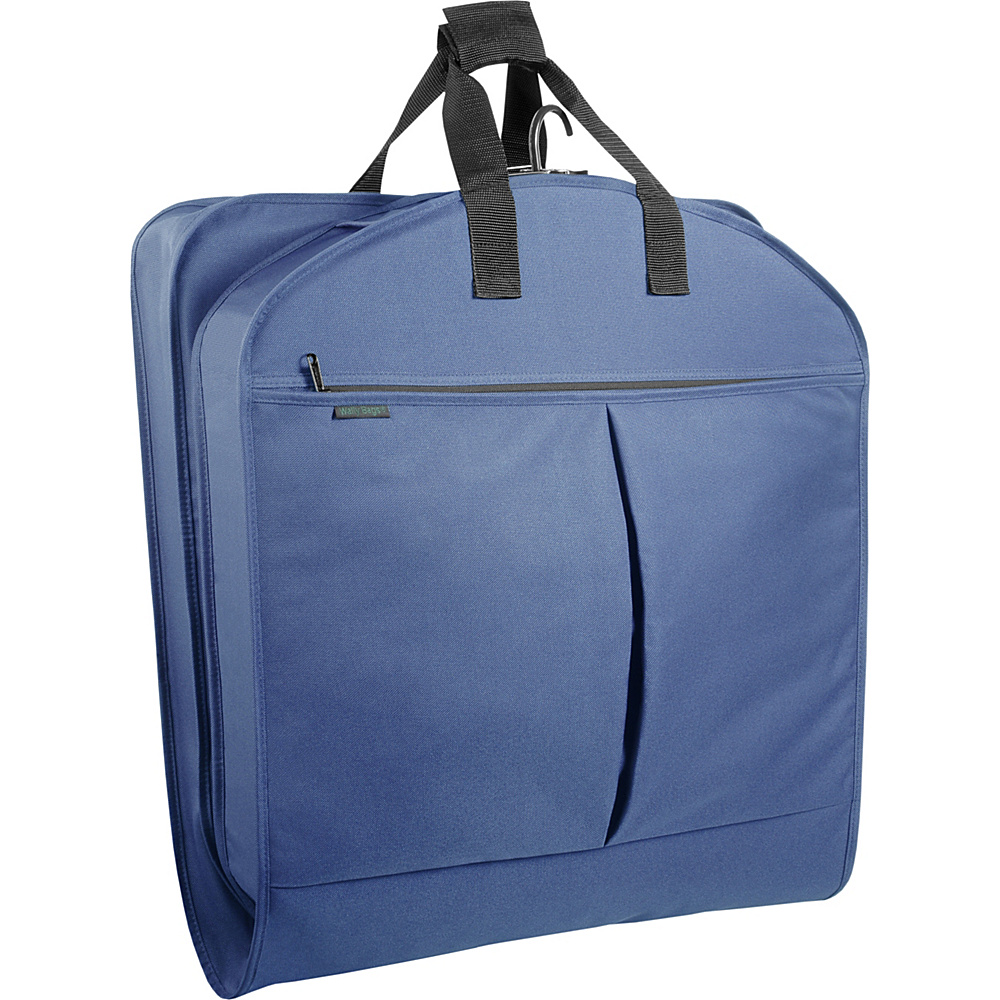 Wally Bags 45 Extra Capacity Garment Bag w Two