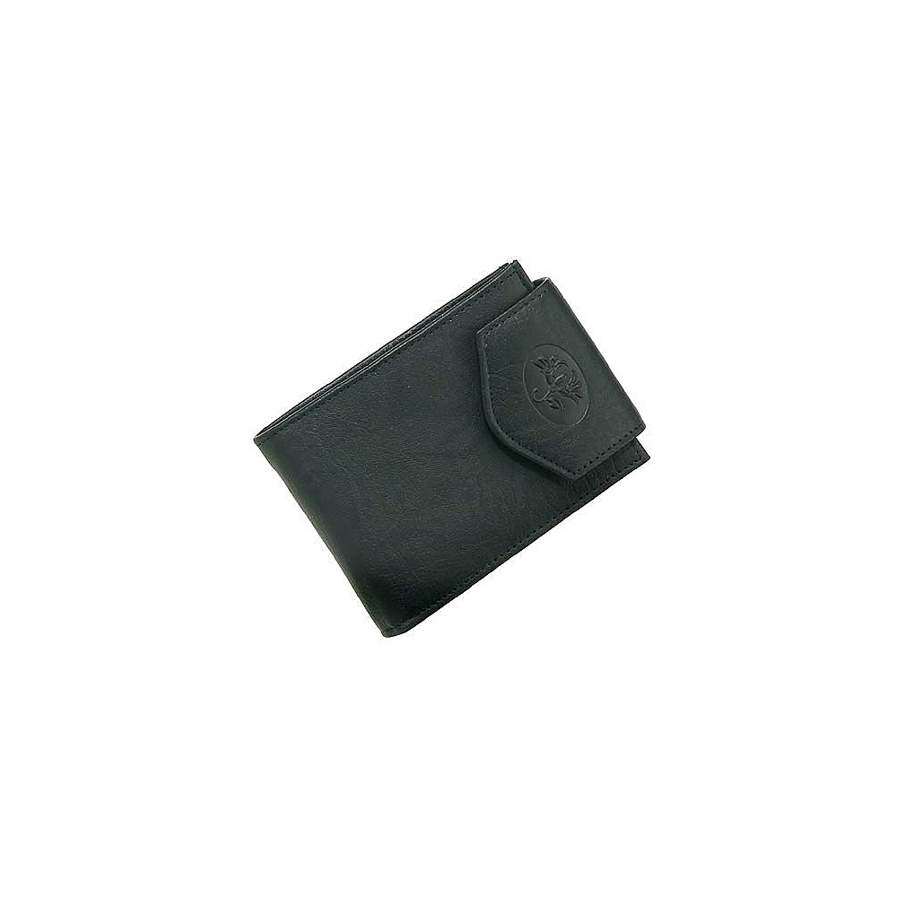 Buxton Heiress Convertible Billfold - Black - Women's SLG, Women's Wallets
