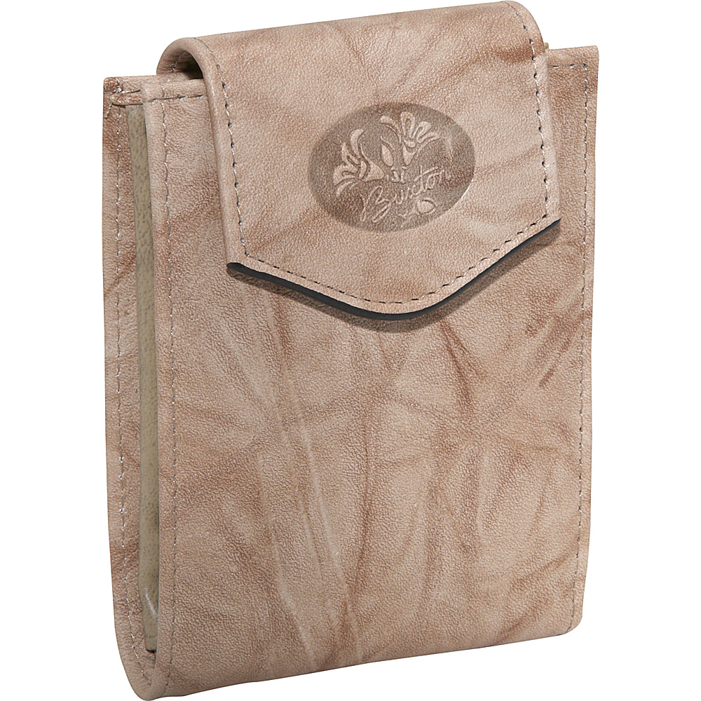 Buxton Heiress Convertible Billfold - Taupe - Women's SLG, Women's Wallets