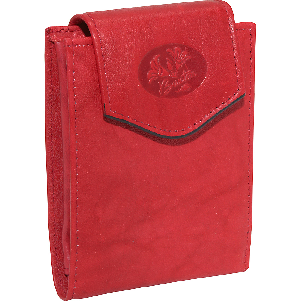 Buxton Heiress Convertible Billfold - Red - Women's SLG, Women's Wallets