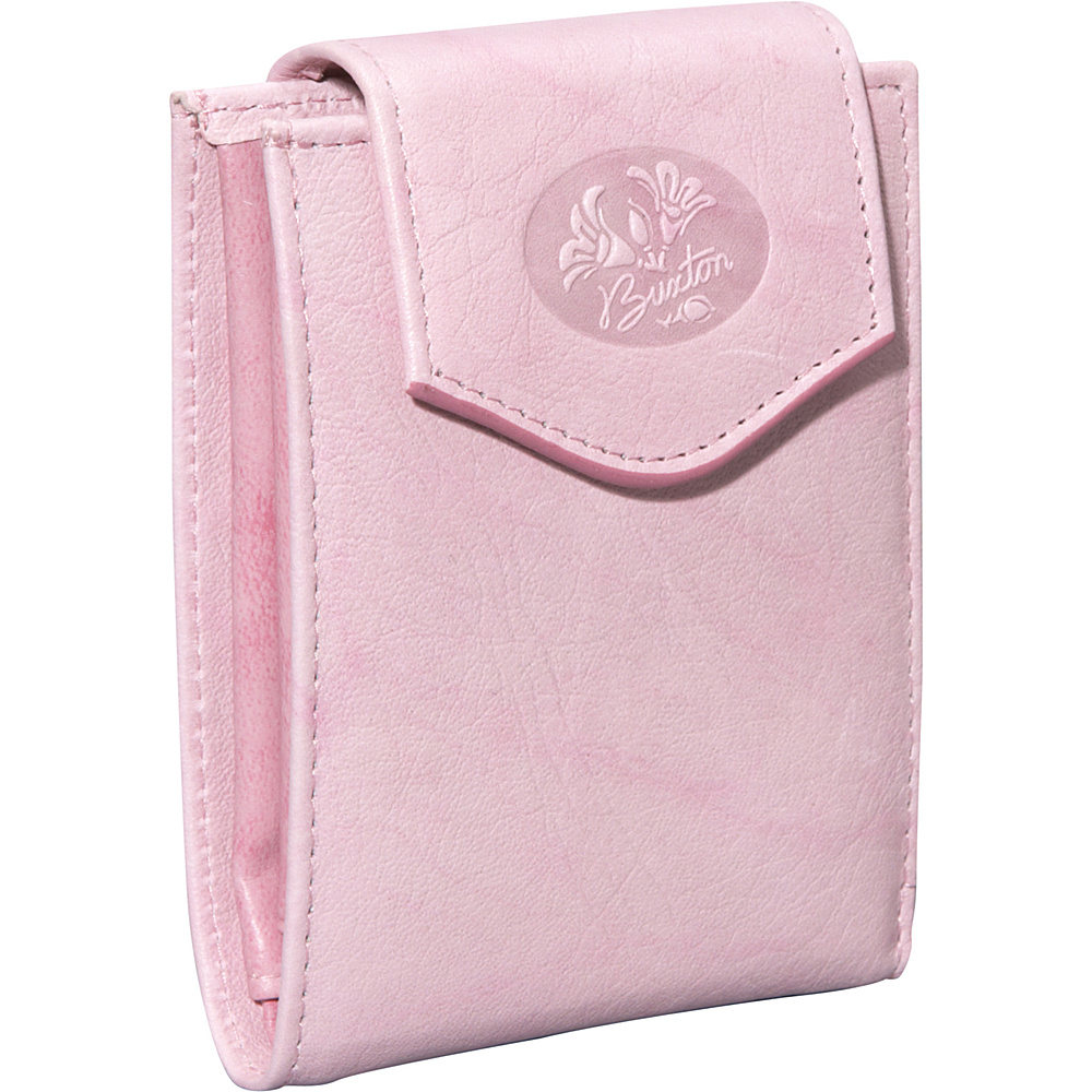 Buxton Heiress Convertible Billfold - Pink - Women's SLG, Women's Wallets