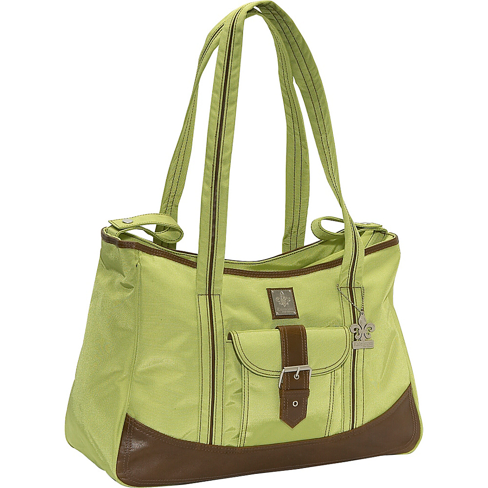 Kalencom Weekender Diaper Bag - Power Green - Handbags, Diaper Bags & Accessories