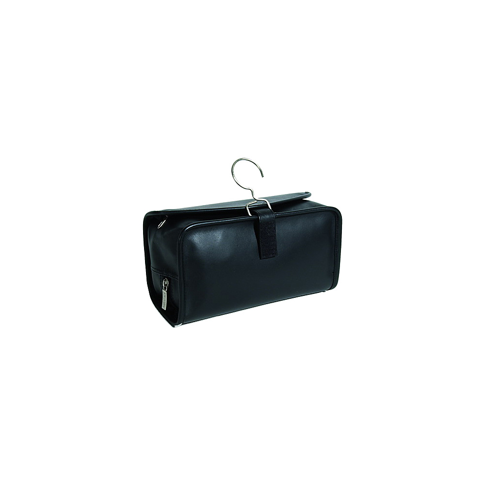 Clava Hanging Toiletry Case - Quinley Black - Travel Accessories, Toiletry Kits
