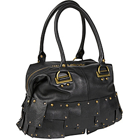 Rome Satchel Black